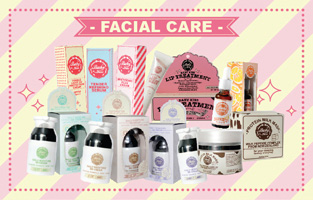 3.Baby Kiss Facial Care